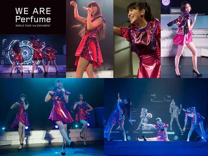 「Perfume WORLD TOUR 3rd」着用衣装