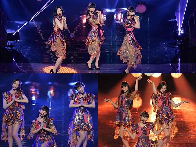 第65回NHK紅白歌合戦「Cling Cling」着用衣装